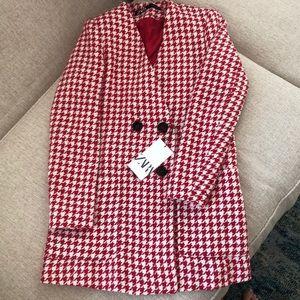 Zara Frock coat - brand new, never worn!